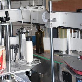 Automatisk fram- och baksida Dubbelsidig märkningsmaskininformation