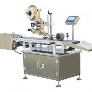 Märkningsmaskin för klisterrulle till rulle
