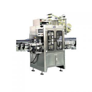 Sausage Sticker Labeling Machine With Feeder
