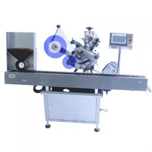 Automatic Labeling Machine For Vacuum Bag
