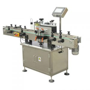 Märkningsmaskin för papperspåse
