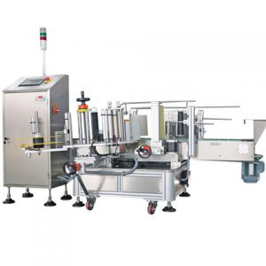 Automatic Position Labeling Machinery