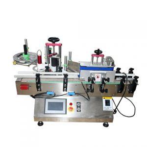 Automatiska hinkmärkningsmaskiner Tillverkare av självhäftande etiketter