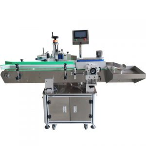 Märkningsmaskiner för runda förpackningsprodukter