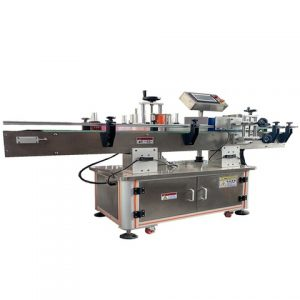 Food Box C Wraping Labelling Machine