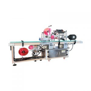 Soda Water Bottle Labeling Machine With Date Printer