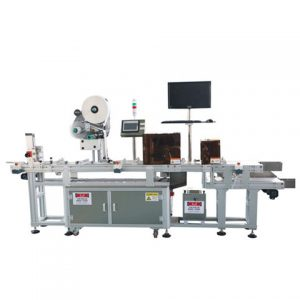 China Manufacturer Automatic Paste Labeling Machine For Can