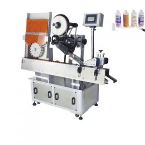 Paging Sticker Tag Labeling Machine