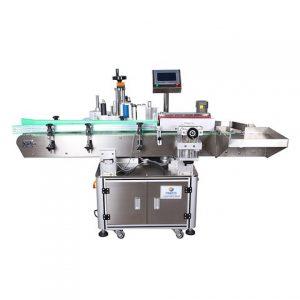 Round And Flat Labeling Machine