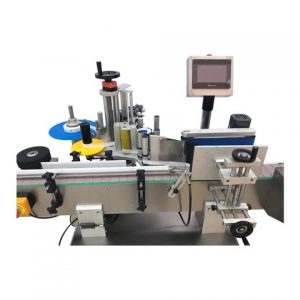 Cooking Oil Label Pasting Machine