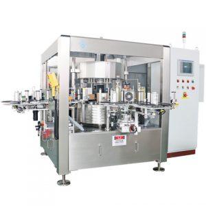 Märkningsmaskin för smörjoljeflaska