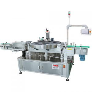 Automatic Double Sides Flat Labeling Machine For Cartons