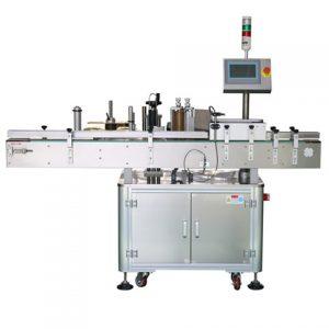 Automatisk etikettmaskin för aerosoler