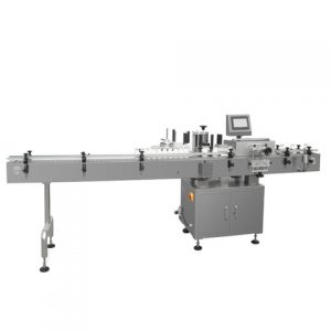 Labeling Machine For Adhesive Tubes