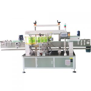 Hot Sales Round Wrapping Bottle Labeling Machine