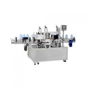 Whosale Plc-kontrollerad etikettmaskin för rund flaska