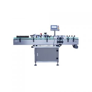 Factory Price Automatic Bottle Side Labeling Machine