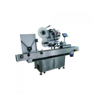 Professional Supplier Labeling Machine With Label