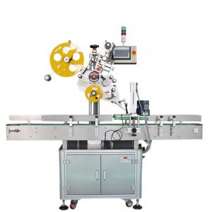 Automatic Ampere Round Bottle Rotary Labeling System