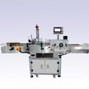 Flat And Corner Labeling Machine