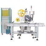 Automatic Paging Flat Labeling Machine
