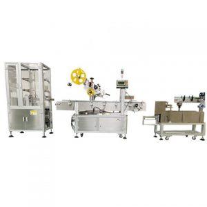 Maskin för märkning av aluminiumflaskor