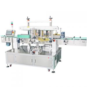 Storage Battery Top Labeling Machine