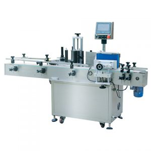 Full Automatic Round Bottles Date Printer Labelling Machine