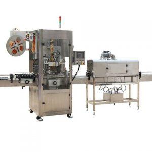 Maskin för flaskmärkning