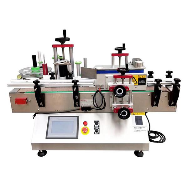 Automatisk märkningsmaskin för bordsflaska