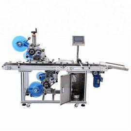 Automatiska topp- och bottenplatta märkningsmaskindetaljer