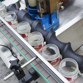 Automatiska detaljer för märkning av vått lim