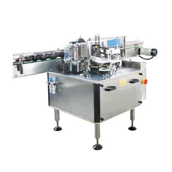 Automatisk maskin för våtlimmärkning
